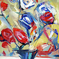 Roses And Bluez by John Jr Gholson