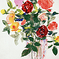 Roses By Sir Roy Calne by Sir Roy Calne