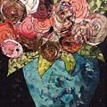 Roses For Nancy by Karla Clark