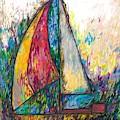 Rough Sailing by Jon Kittleson