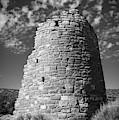 Round Tower by Jeffrey Hubbard