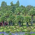 Royal Park Rajapruek Gardens Dthcm2614 by Gerry Gantt