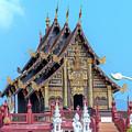 Royal Park Rajapruek Grand Pavilion Dthcm2602 by Gerry Gantt
