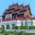 Royal Park Rajapruek Grand Pavilion Dthcm2606 by Gerry Gantt