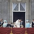 Royal Wedding Day by Fox Photos