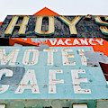 Roy's Motel Route 66 by Kyle Hanson