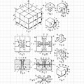 Rubik's Cube Patent 1983 by Marianna Mills