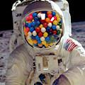 Rubino Astronaut Bbble Gum by Tony Rubino