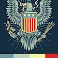 Rubino Red Propaganda Usa by Tony Rubino