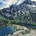 Ruby Mountains Of Nevada by Anthony Dezenzio
