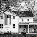 Rural America Bw by Susan Candelario