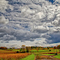 Rural New Paltz Hudson Valley Ny by Susan Candelario