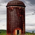 Rusted Silo by Susan Candelario