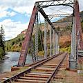 Rusty Rails by Jim Garrison