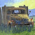Rusty Sunrise by David King