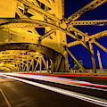 Sacramento Tower Bridge - 4 by Jonathan Hansen