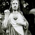 Sacred Heart Of Jesus by Shaun Higson
