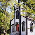 Sacred Heart Roman Catholic Church by Susan Rissi Tregoning