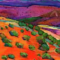 Sage Slopes by Johnathan Harris