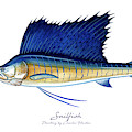 Sailfish by Charles Harden