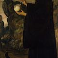 Saint Benedict  by Francisco de Zurbar  n