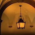 Saint Jerome Lamp by Juan Contreras
