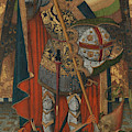 Saint Michael by Master of Belmonte