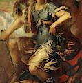 Saint Michael The Archangel by Giulio Cesare Procaccini