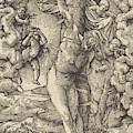 Saint Sebastian, 1514 by Hans Baldung Grien