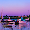 Sakonnet Point Boats by Sean Connolly