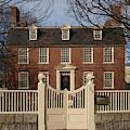 Salem Ma Derby House by Jeff Folger