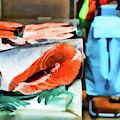 Salmon by Borja Robles