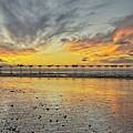 Saltburn Pier Panorama by Martyn Arnold