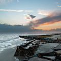 Salty Shores - Sullivan's Island by Dale Powell