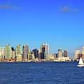 San Diego Skyline by David Patterson
