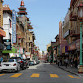 San Francisco Chinatown R409 Sq by Wingsdomain Art and Photography