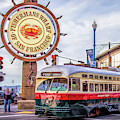San Francisco Fisherman's Wharf by Christopher Arndt
