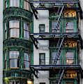 San Francisco I Color by David Gordon