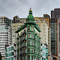 San Francisco Iv Color by David Gordon