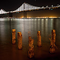 San Francisco Oakland Bay Bridge by Nathan Rupert