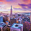 San Francisco Skyline by Christopher Arndt