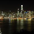 San Francisco Skyline by Nathan Rupert