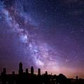 San Gimignano Stars by Scott Kemper