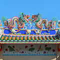 San Jao Phut Gong Dragon Gate Dthu0702 by Gerry Gantt