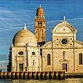 San Michele Island, Venezia, Italy by Lyl Dil Creations