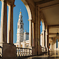 Sanctuary Of Fatima, Portugal by Alexandre Rotenberg