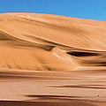 Sand Dune In The Namib Desert by Lyl Dil Creations