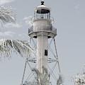 Sanibel Lighthouse by Rosalie Scanlon