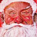 Santa by Tom Roderick