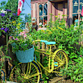 Scenic Garden And Antiques Store by David Smith